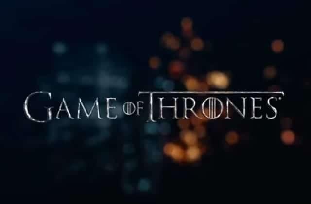 Game of Thrones saison 8 a son premier teaser