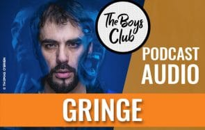 Gringe trifouille de la nénette dans The Boys Club