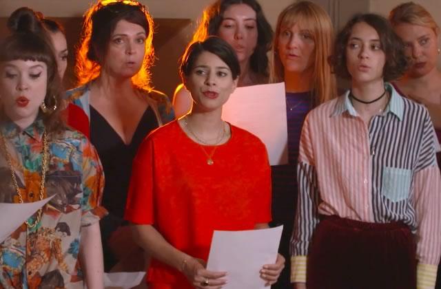 Un hymne féministe repris par Brigitte et 37 chanteuses, ça fout les poils