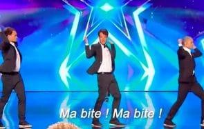 Une ode à la bite dans La France a un Incroyable Talent