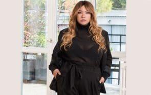 La nouvelle collection «grandes tailles» de Lalaa Misaki est disponible chez Gémo !