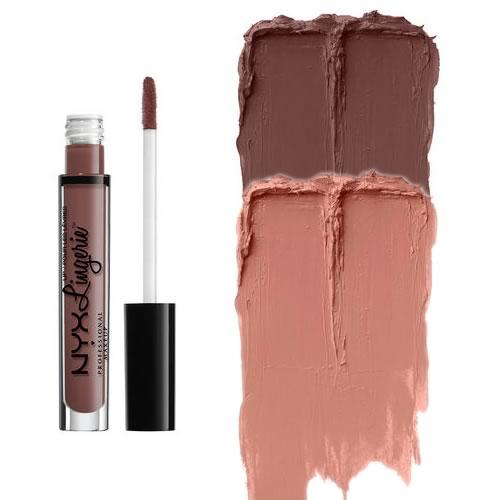 Rouge à lèvres mat, NYX Lingerie, 7,90€
