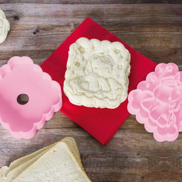 moule sandwich licorne