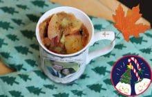Le mug cake pomme-spéculoos, la meilleure recette de la saison