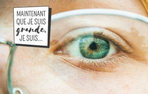 Comment je fais de la «rééducation des yeux» à de jeunes déficients visuels