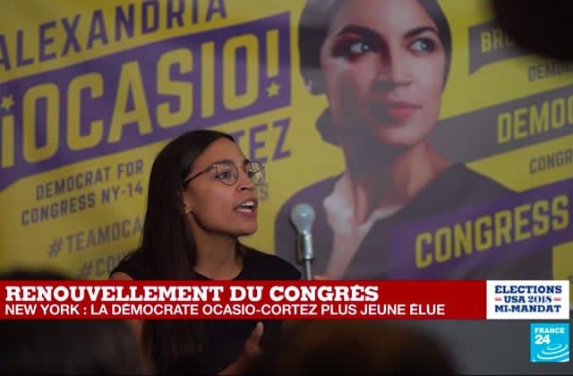 Pourquoi l'élection de la plus jeune femme représentante au Congrès américain me donne de l'espoir