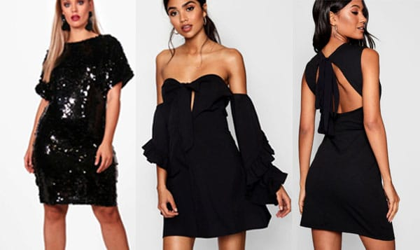 boohoo promotion robe