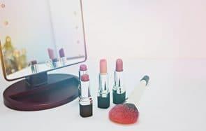 8 rouges à lèvres aux couleurs d'automne, choisis rien que pour toi
