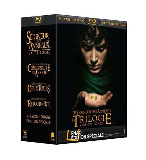 trilogie seigneur des anneaux
