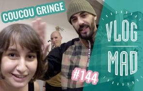 VlogMad n°144 — Gringe cale le meilleur dab de l'année