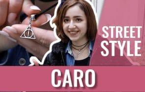Le Street Style de Caroline, nouvelle rédac mode chez madmoiZelle!