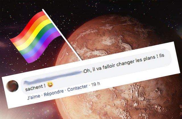 Best-of des commentaires #78 : des lesbiennes dans l'espace et des cons précoces
