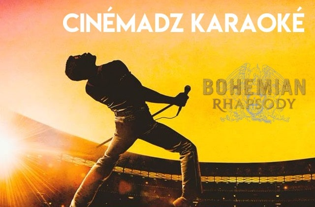 [CINEMADZ] Bohemian Rhapsody en karaoké au MK2 Bibliothèque !