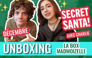 [BOX] Découvre ce que contient la box Secret Santa (avec MAC Cosmetics)!