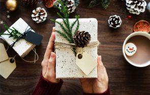 Voici une super idée de cadeau de Noël, surtout pour tes parents!