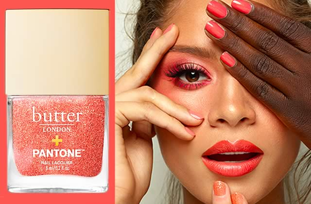 Butter London se met aux couleurs du Pantone de 2019