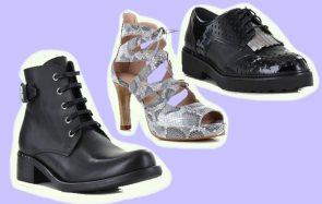 Investis dans de belles chaussures avec cette sélection variée