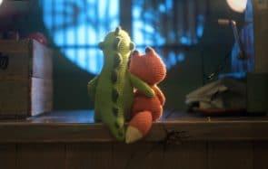 Une histoire d'amour entre deux peluches, l'émotion à l'état pur