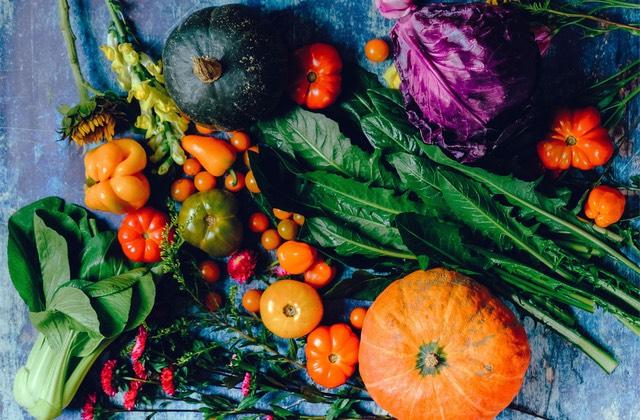 Ma recette simple de curry végétarien aux légumes d'hiver