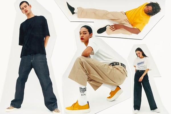 H&M collection unisexe avec Eytys