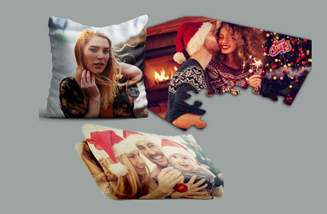 6 supports originaux pour transformer tes photos en de beaux cadeaux de Noël