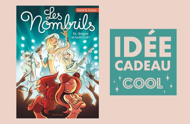 Les Nombrils, tome 8 : l'idée cadeau ultra cool pour Noël