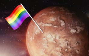 Comment le lobby LGBT va coloniser Mars