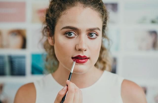 Comment rendre ton rouge à lèvres plus festif