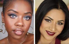 5 tutos maquillage simples pour briller à la soirée du Nouvel An