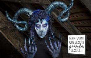 Je suis maquilleuse FX, je donne vie à des créatures fantastiques!
