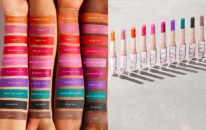 10 nouvelles teintes de rouge à lèvres arrivent chez Fenty Beauty!