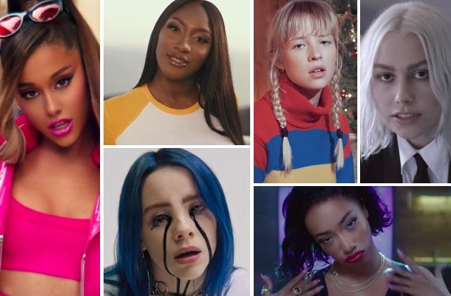 21 artistes féminines qui ont marqué la musique en 2018