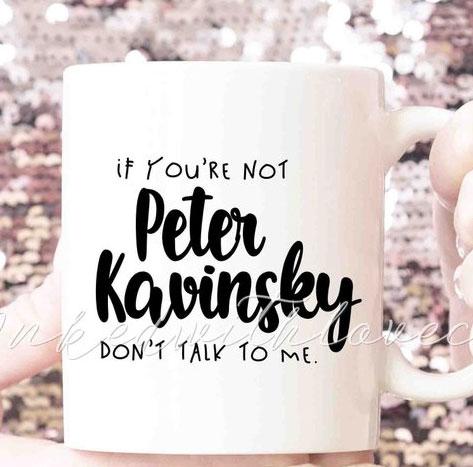 mug peter kavinsky