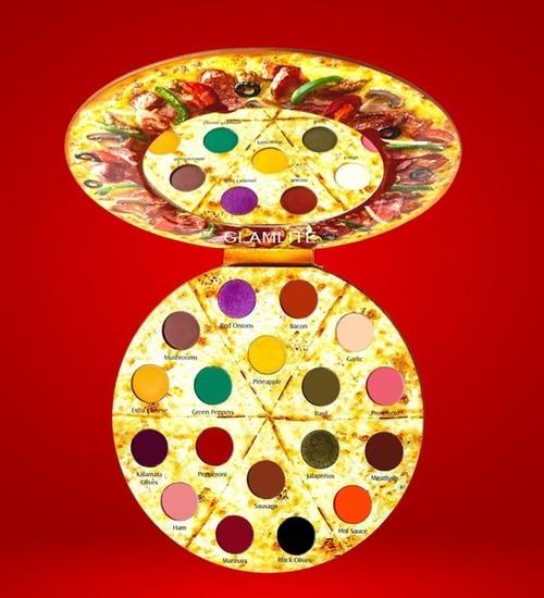 pizza palette glamlite