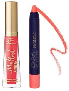 Rouge à lèvres Pantone 2019