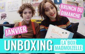 [BOX] Charlie et Kalindi t'invitent à bruncher avec la box madmoiZelle !