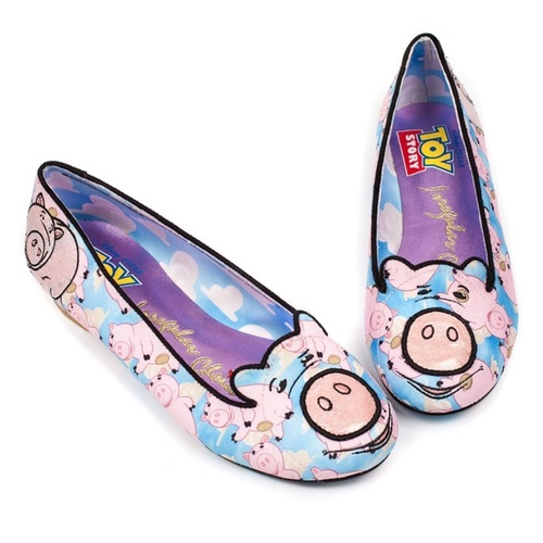ballerines toy story cochon