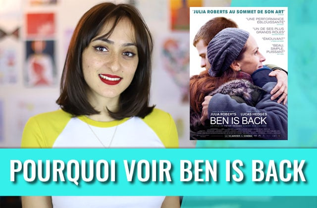 Ben Is Back, le film avec Julia Roberts qui va t'arracher plus d'une larme