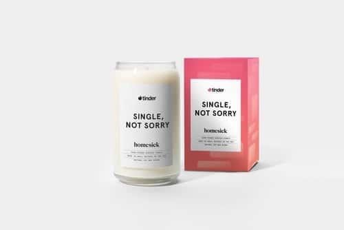 single not sorry bougie tinder