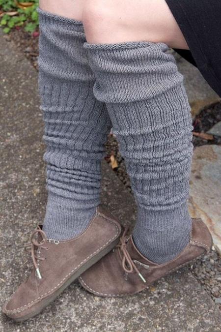 chaussettes guêtres