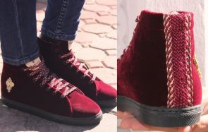Les nouvelles sneakers AMAZ (toujours faites main, au Maroc, et engagées)