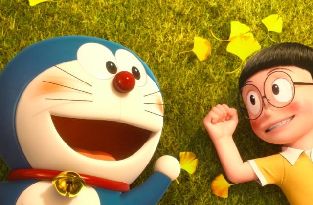 DoraemonXPaul&Joe, la collection de maquillage la plus kawaii de l'année