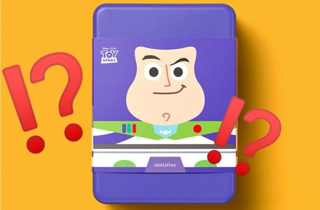 Quel est le rapport entre Toy Story et le skincare coréen ?