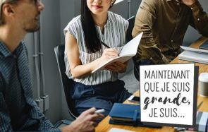 Interprète et traductrice, je parle plusieurs langues et j'en ai fait mon métier