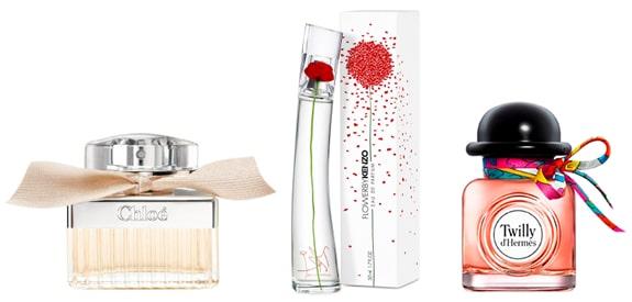 Parfums en soldes femme