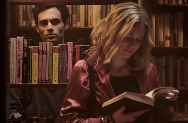 Les gens in love de Penn Badgley dans You… WHAT THE FUCK ?!