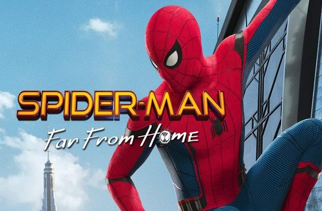 Spider-Man Far From Home, avec Jake Gyllenhaal en méchant, arrive!