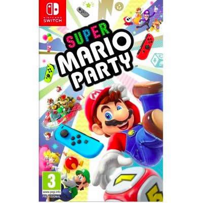 Super Mario Party en soldes