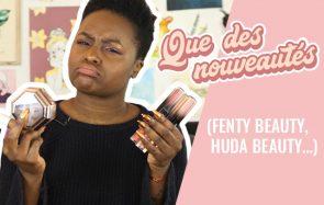 Un tuto et des avis sur les nouveautés maquillage de janvier !