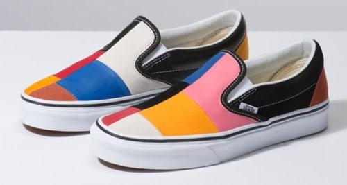 vans couleur